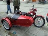 Nimbus Motorbike Made in Denmark.
