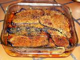eggplant parmesan complete