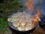 mojito chicken grilling 1