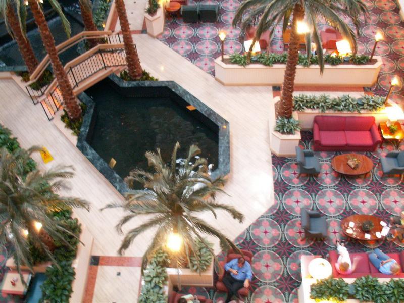 Lobby Scene