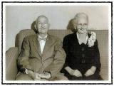 Winston Marshall Carter (1868-1962) and Ida Sue Crews Carter (1875-1959)