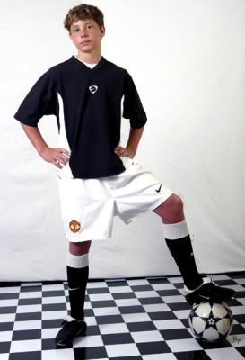 March 27, 2005 - Soccer player