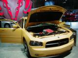 Yellow Charger with cheap prop rod