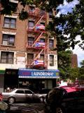 Spanish Harlem street scene