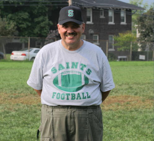 Assistant Varsity Football Coach - special teams - Gary Bayne