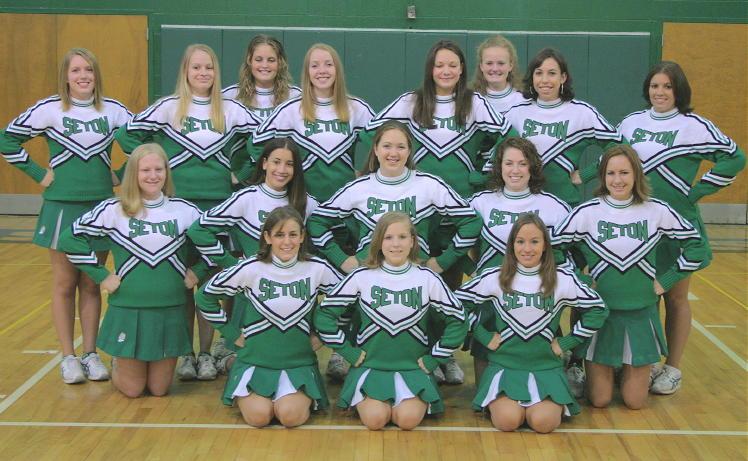 Varsity Cheerleading Squad