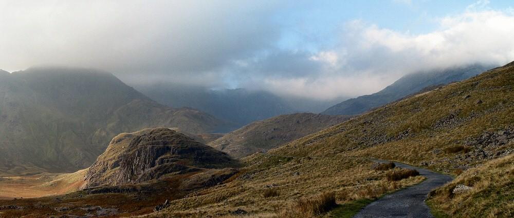 Towards Snowdon