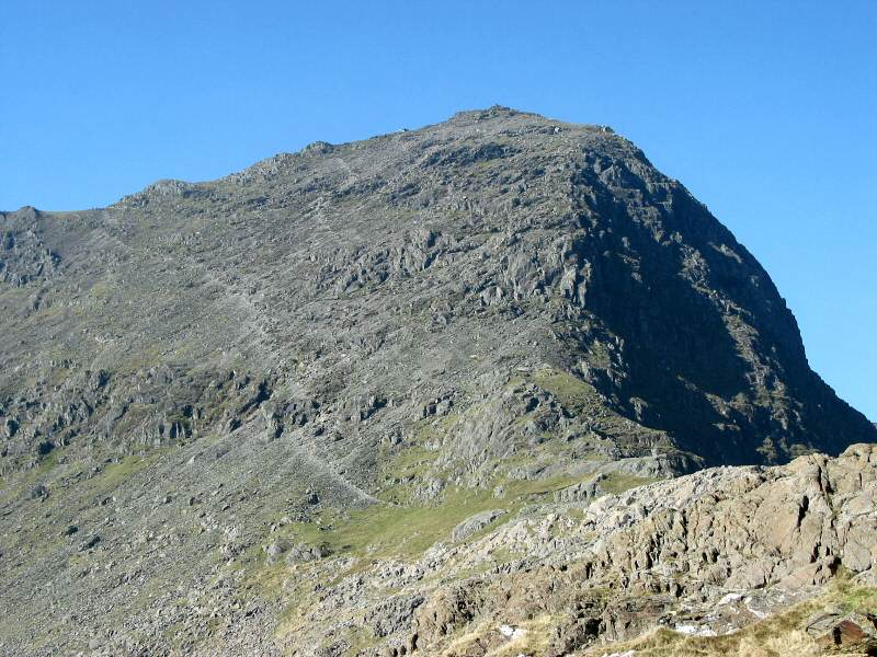 Snowdon and the Watkin path