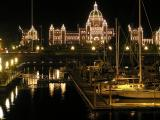 Victoria BC, Inner Harbour and Parliament Buildings