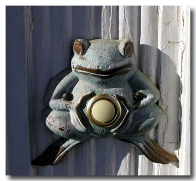 Welcome To Frog Cottage!