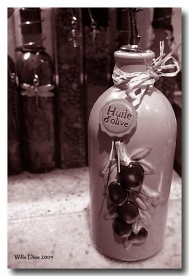 Huile d' olive   / July 13, 2004