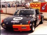 Ernest Lader's 1970 Porsche 914-6 GT - sn 914.043.2186