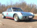 Rene Kummer's 1970 Porsche 914-6 GT - sn 914.043.0393