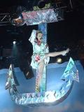 2001 - Concert, London - Kylie opening