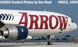 Arrow Air L1011-1-15(200)(F) N307GB cargo airline aviation stock photo #8923
