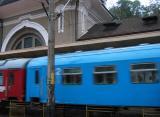 Transylvanian train