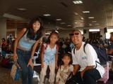 Mr. & Mrs. AQ-Ali'i Club Kaua'i 'Ohana...KJ & Jen and kids!