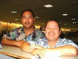 Fuki back from Smokey California - AQ465 BUR-OGGHNL