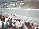 Dale winning Talladega (last race Dale won)