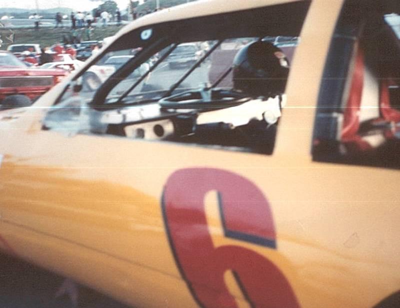 Steve Cavanah @ Fairgrounds Speedway 1992
