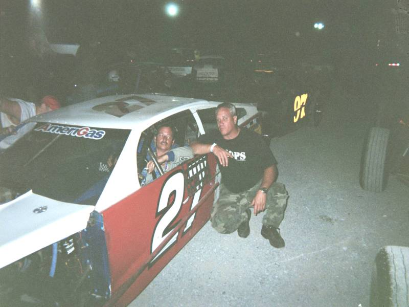 Timmy Lawson and  Nicky Formosa