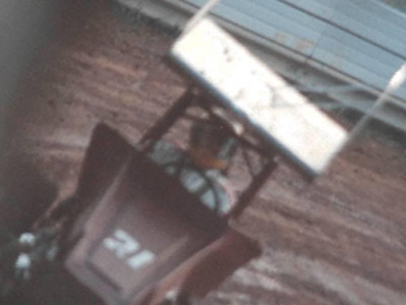Steve Cavanah  1986 on dirt.