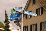 Zürich-Rapperswil Road
