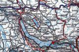 Starting in Glattbrugg, near Kloten, I rode along the north shore to of Lake Zurich to Rapperswil, around 40 km
