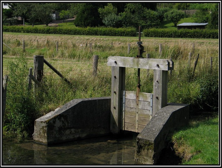 Water gate