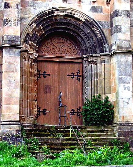 Disused Church Door 18th out of 66