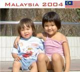 May 2004 Emma and Natasha