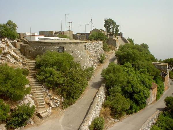 Unused Fortifications
