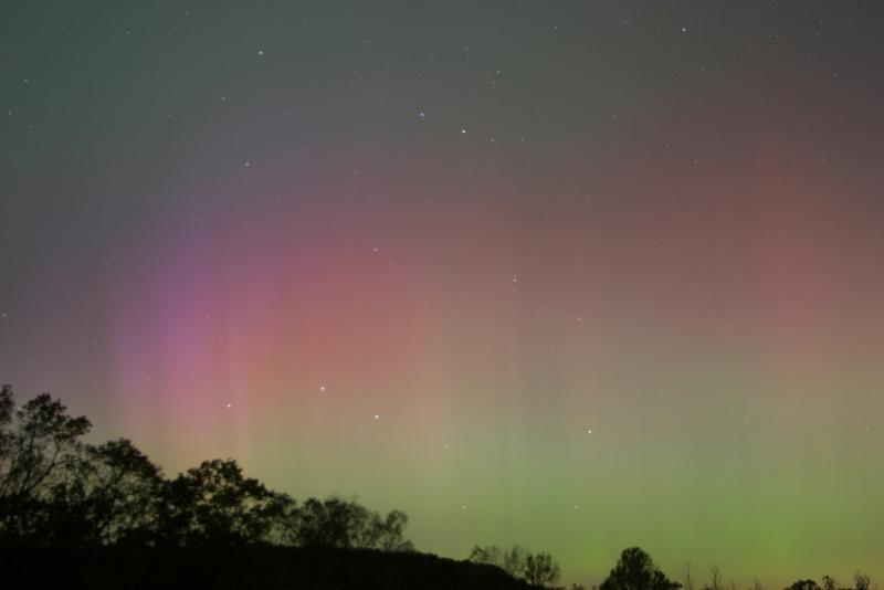 Auroras in Maryland