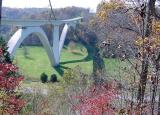 Natchez Trace Parkway bridge near Nashville