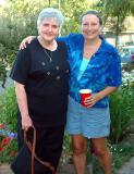 Mary and Linda