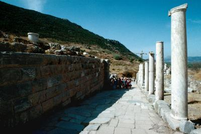 Efes colonnade