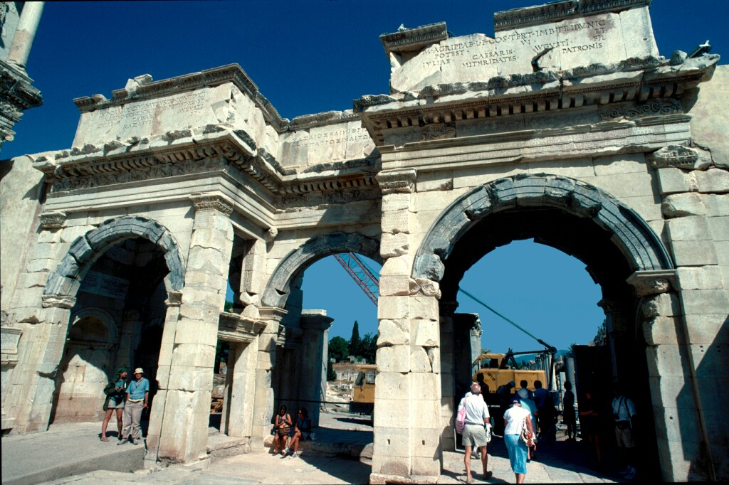 Efes gate Mazeus&Mithridates