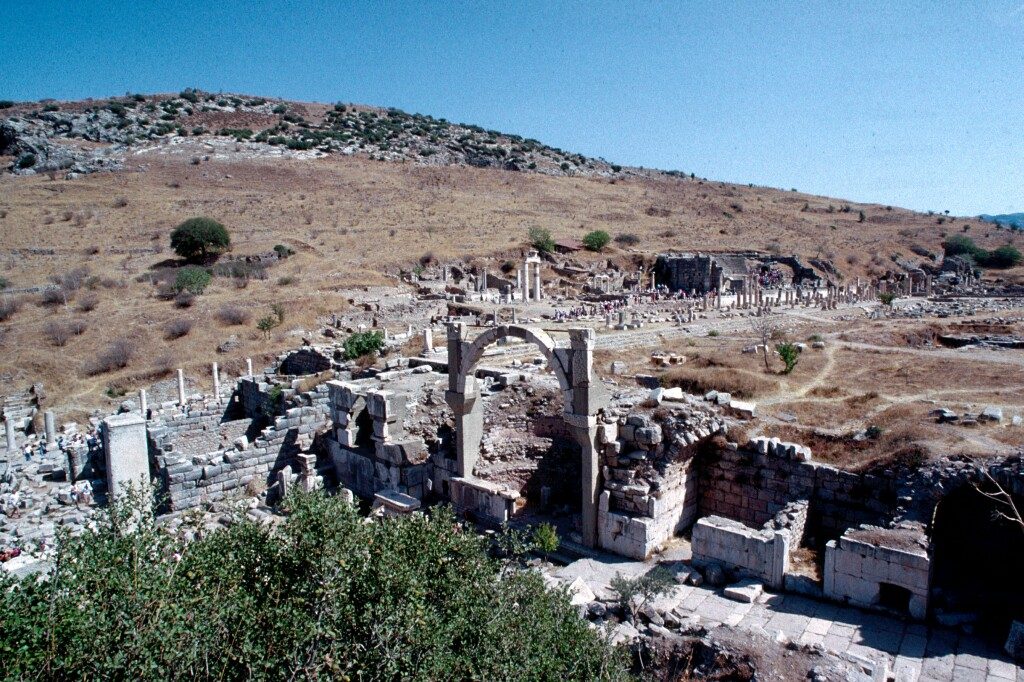 Efes view