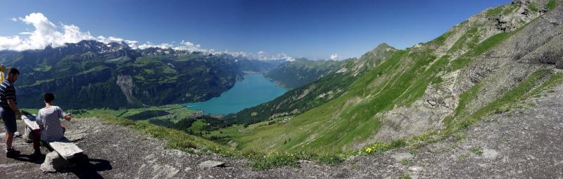 Lake of Brienz / Brienzersee