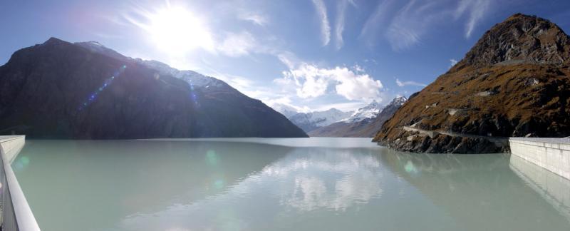Lac des Dix (Valais)