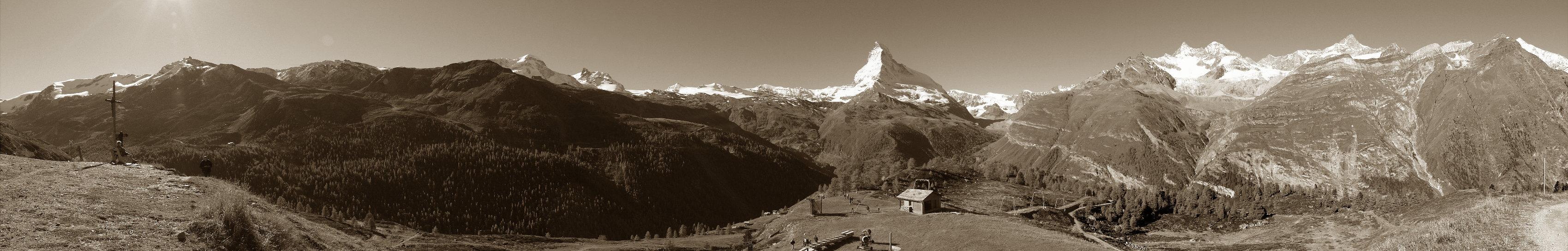 Sunnegga / Matterhorn / Zermatt