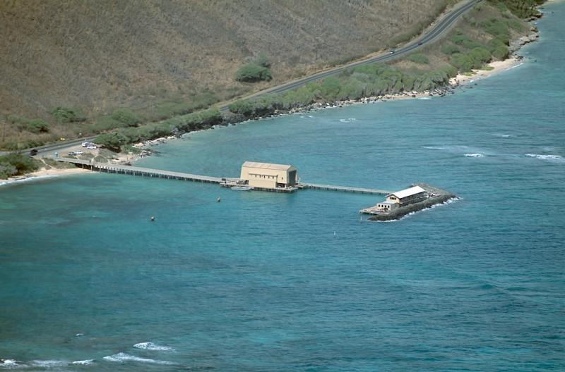 28-08 Island Hoppers  aka  Makai Research Pier