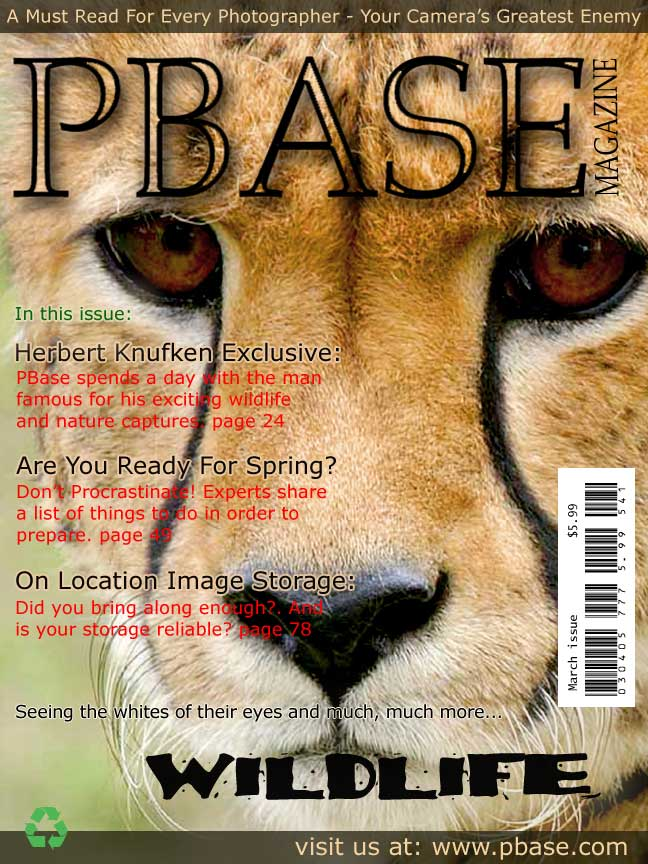 March 2005 Cover A