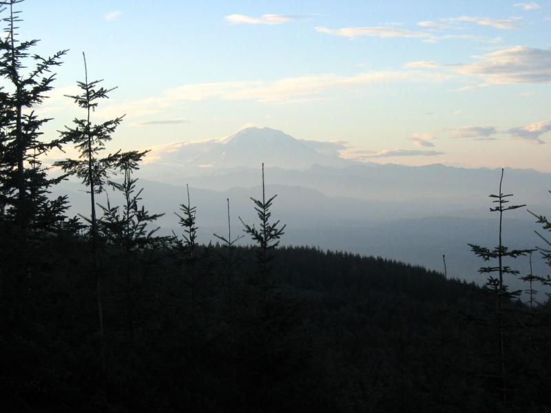 Mt. Rainier from T2 - 2