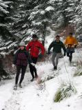 Seattle Running Company Snow Run - 11.02.2003