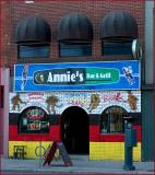 Annies Bar & Grill On Queen & Parliment