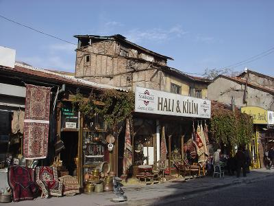 Samanpazari shops