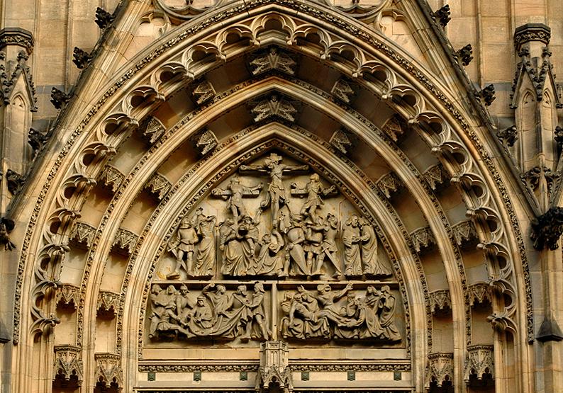 St. Vitus entryway