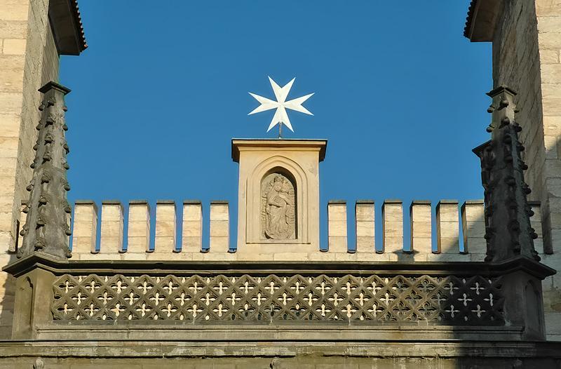 Church in Mala Strana