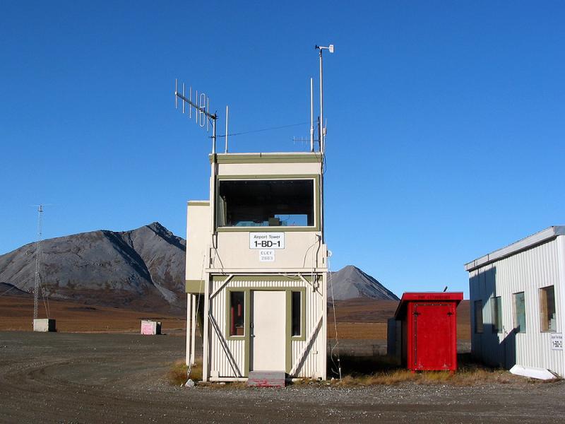 Galbraith airstrip